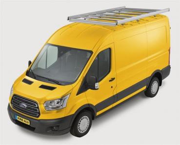 eurotech automotive heckt rleiter silber ford. Black Bedroom Furniture Sets. Home Design Ideas