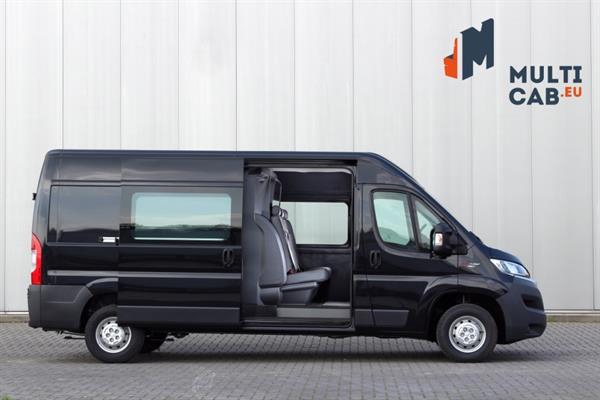 eurotech automotive multi cab doppelkabinen trennwand. Black Bedroom Furniture Sets. Home Design Ideas