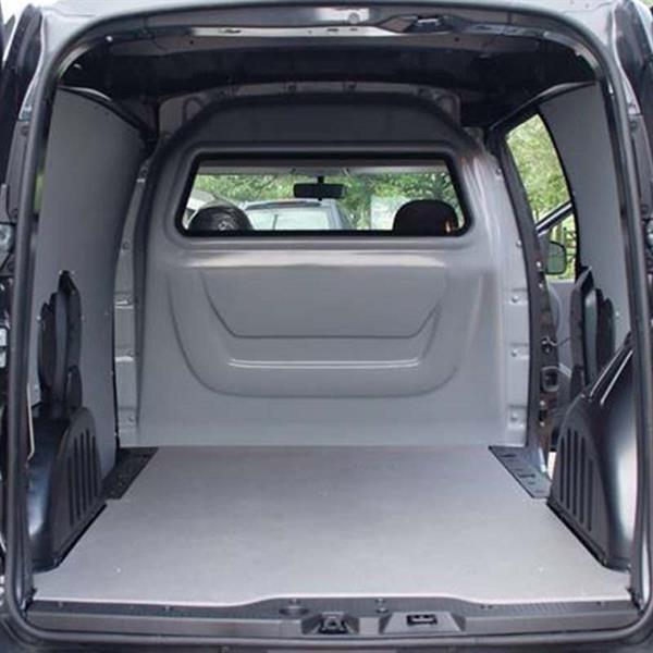 eurotech automotive trennwand b s ule gfk dacia dokker. Black Bedroom Furniture Sets. Home Design Ideas